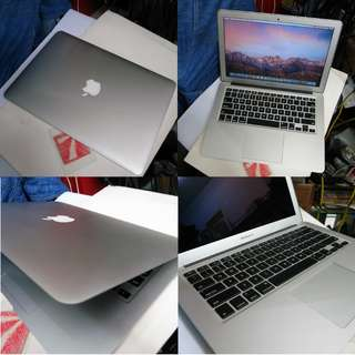 Apple MacBook Air 13 2012 i5 1.8 GHz 128GB SSD Notebook $785