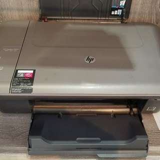 HP 打印機,SCAN, COPY, PRINT 3IN1