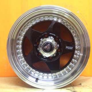SPORT RIM 4X4 16inch RAGUNA HILUX VIGO TITAN