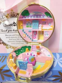 Polly pocket / Angel Pocket / little fairy