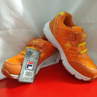 Fila Rubber Shoes for girls