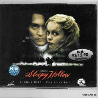 MY VIDEO CD - ROUTE 66 & SLEEPY HOLLOW / FREE DELIVERY (F3R)