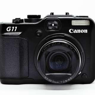 Canon G11 P4500 (Repriced)