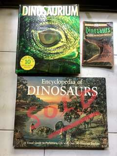 Dinosaur Books / Encyclopedia