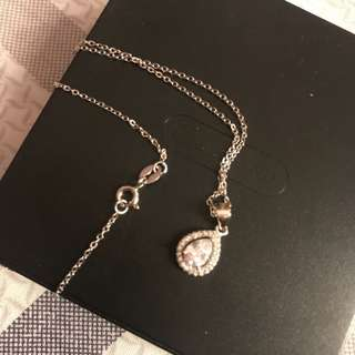 Silver Necklace (real)