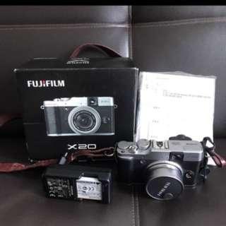 Fujifilm X29