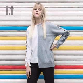 IT- b+ab- sweater