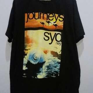 Kaos Sidney hitam