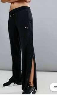 Brand new Puma black wide pant