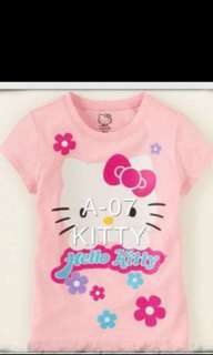 Hello Kitty T-shirt 18m clearance