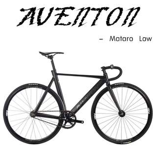 Aventon Fixed Gear-- Mataro Low 2017 - Full bike/ frameset , high specification, last stock promotion