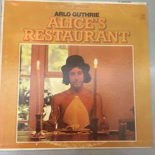 Arlo Guthrie ‎– Alice's Restaurant, Vinyl LP, Reprise Records ‎– RS 6267, 1967, USA