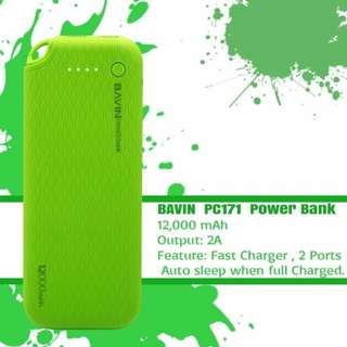 Power bank fast quik charging