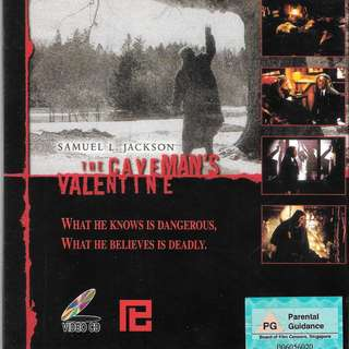 MY PRELOVED  VIDEO CD - THE CAVEMAN'S VALENTIME  /FREE DELIVERY (F3R)
