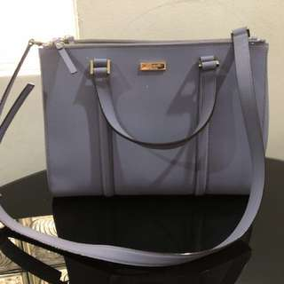 Authentic Kate Spade Handbag LODEN with Receipt as proof (from US)