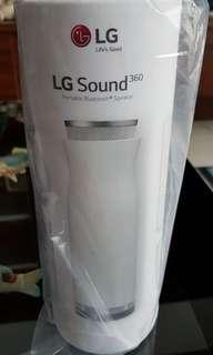 LG NP7860 SOUND360 PORTABLE BLUETOOTH SPEAKER