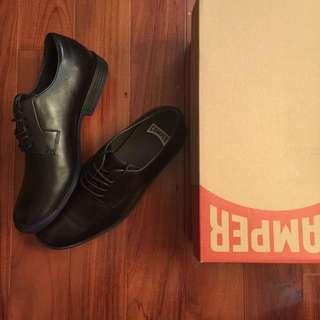 CAMPER Bowie Black 休閒皮鞋 / 西班牙
