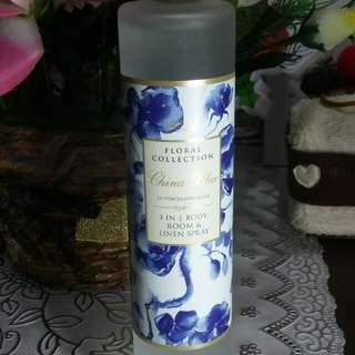 Marks&spencer floral collection china blue