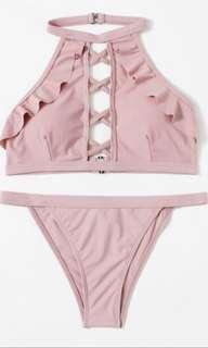 (美國官方賣USD29.99) Pinky Bikini Set