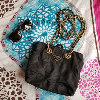 Prada Mini size Vintage Chains Bag