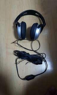 Philips SHP2500 Stereo Headphones