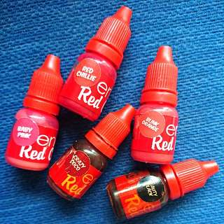 Enai Red Chillie (For Nails)