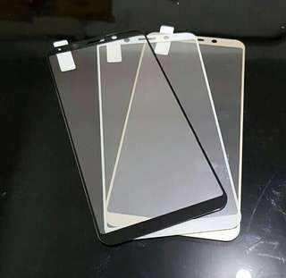 Vivo V5+ Plus CARBON Tempered Glass Anti Gores Kaca Warna