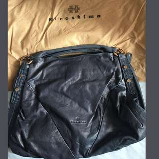 Hiroshima leather bag