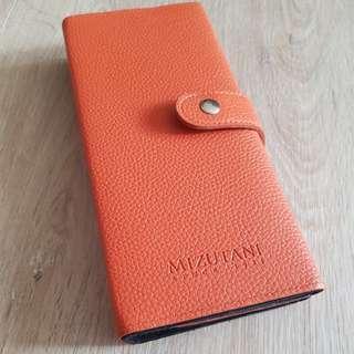 Mizutani leather pouch rare