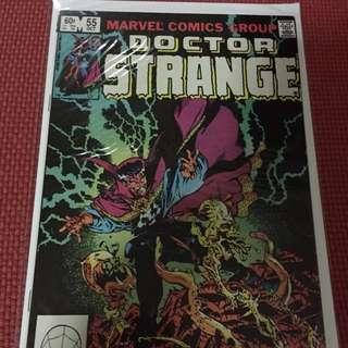 Marvel Doctor Strange #55