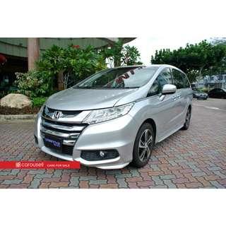 Honda Odyssey 2.4 Auto EX-S