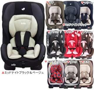 【預購】日本 | Joie:兒童*車用~安全座椅(年齡:從0到約4歲/主體承重量:0到18公斤/大小:W43×D50×H62厘米/重量:6.1公斤)_免運。