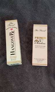 Too Faced Primers