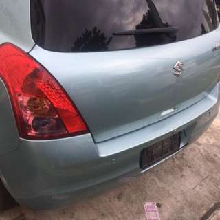 Suzuki Swift whole Car spare parts available