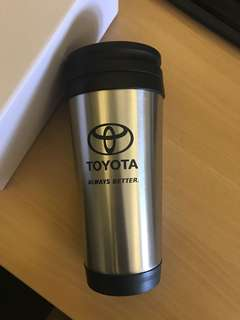 Brand New in Box Toyota Flask/Mug