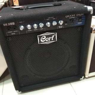 Cort Bass Ampli 30W GE30B Dp 0% Cukup Admin 199.000 Tanpa CC