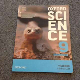 Oxford Science - year 9