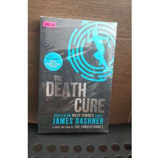The Death Cure - Maze Runner Series