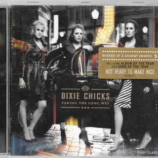 MY PRELOVED CD - DIXIE CHICKS  /FREE DELIVERY (F3R)