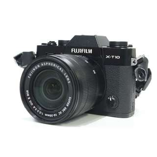 Fujifilm X-T10 XC 16-50mm F3.5-5.6 OIS II Kit