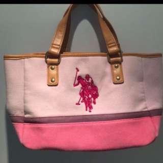 Polo 手挽袋 購自日本