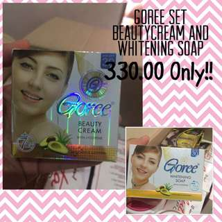 Goree Set Beauty Cream