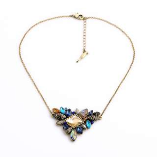 Trendy Cute Charming Necklace Statement Choker Charm Link Chain Pendant Necklace