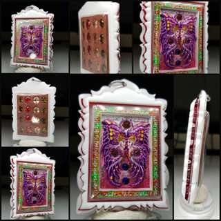 Butterfly Amulet Case Wrapping
