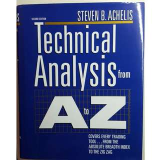 Stock Trading / Forex Trading - Technical Analysis from A to Z by Steven B. Achelis (2013, Hardcover)