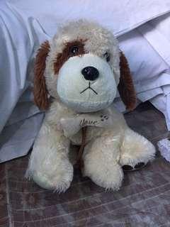 Puppy Dog Love stufftoy
