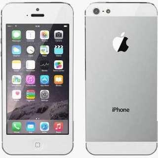 Iphone 5 Factory Unlocked 16gb