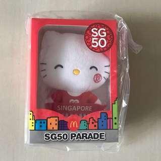 SG50 Hello Kitty Plush Toy