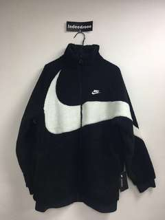 Nike Swoosh Reversible Fullzip Jacket S L