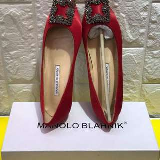 Manolo Blahnik Flat shoes